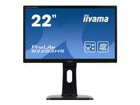 Iiyama ProLite LCD B2283HS-B1