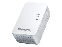TRENDnet TPL-410AP Bro HomePlug AV (HPAV) 802.11b/g/n 2,4 GHz