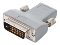 Club 3D Videoadapter HDMI / DVI DVI-D (han) til HDMI (hun)