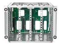 HP 4 LFF hard drive cage