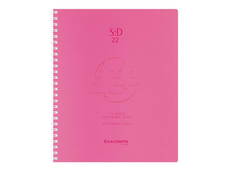 Exacompta SAD 22W Linicolor - agenda