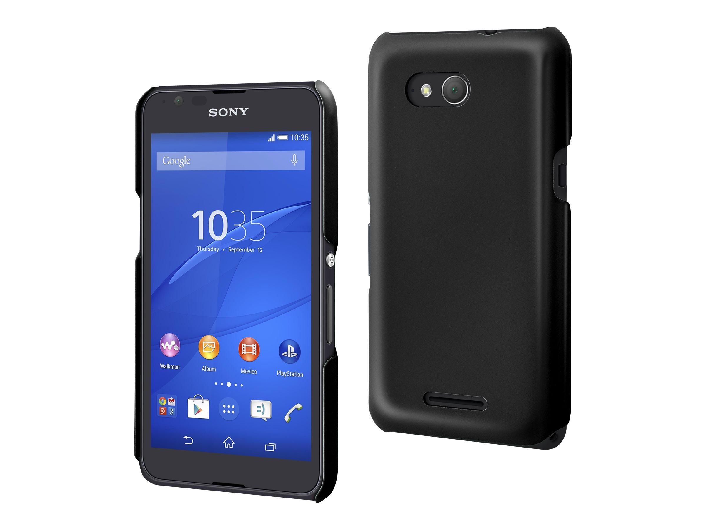 Muvit MFX Glossy Back coque de protection pour téléphone portable