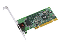 Intel PRO/1000 GT Desktop Adapter Netværksadapter PCI / 66 MHz