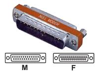 MCAD C�bles et connectiques/Cordons DB25 et DB9 086100