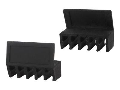 Muvit organisateur de câble (pour 6 câbles)