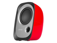 Edifier R12U Højttalere til PC 4 Watt (Total) rød