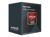 AMD Athlon II X4 845 3.5 GHz 4 cores 4 tråde 2 MB cache Socket FM2+