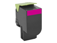 Lexmark Cartouches toner laser 80C2XM0