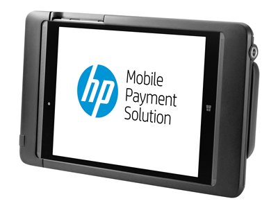 "HP Pro Tablet 608 G1 - Tablet - Atom x5 Z8500 / 1.44 GHz - Win 10 Pro 64-bit - 4 GB RAM - 64 GB eMMC - 7.86"" touchscreen 2048 x 1536 - HD Graphics - Wi-Fi, NFC"