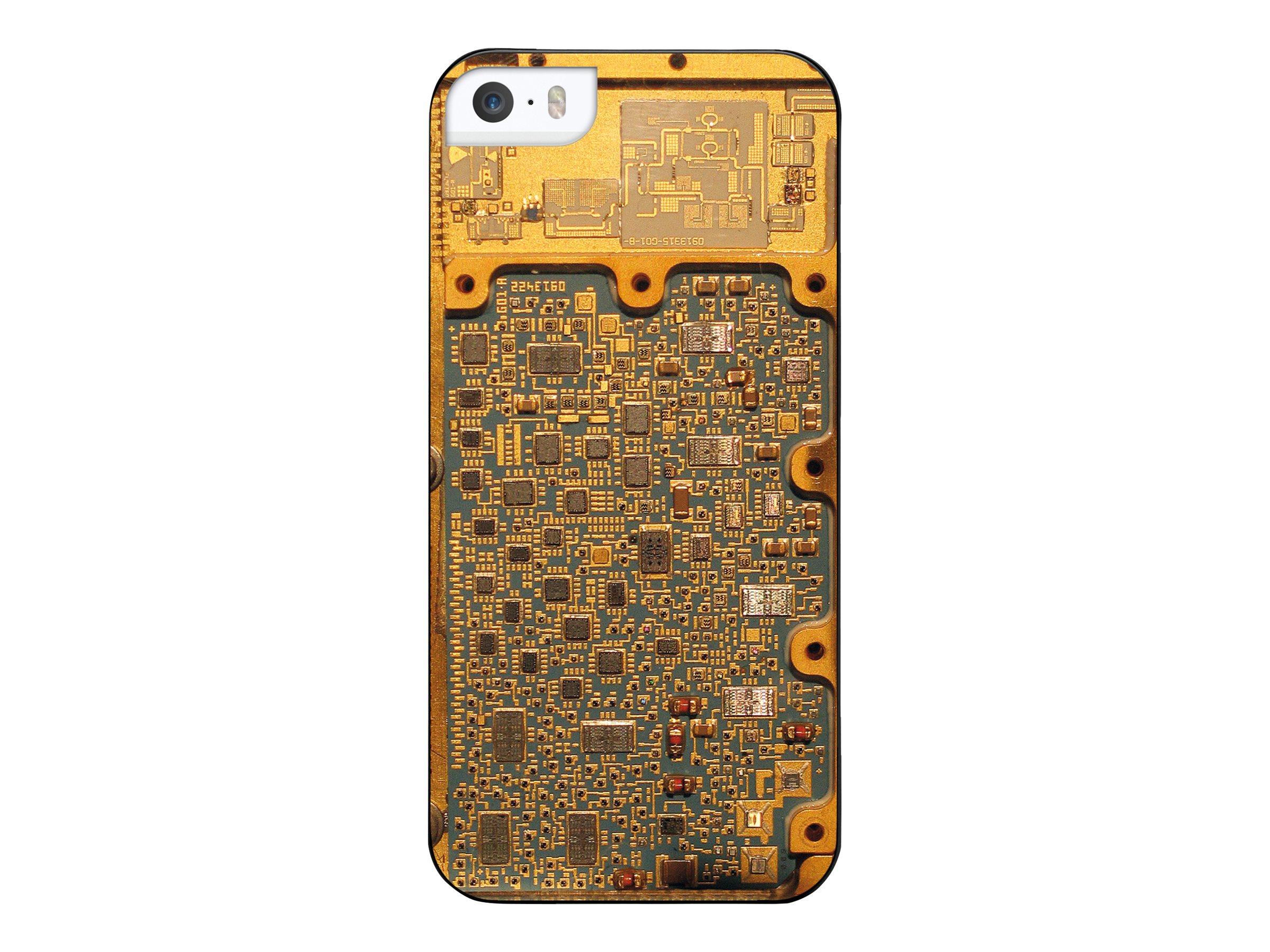 Muvit Circuit Electronique coque de protection pour téléphone portable