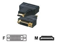 MCL Samar adaptateur vidéo - HDMI / DVI