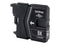Brother LC985BK Sort original blækpatron