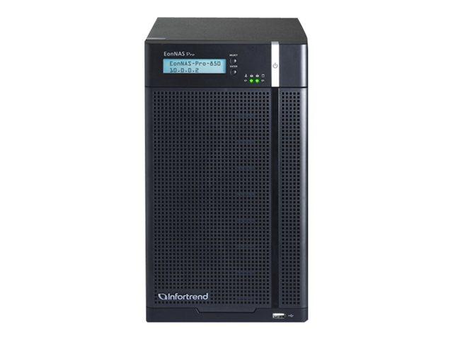 Infortrend EonNAS Pro Series 850   NAS server   36 TB