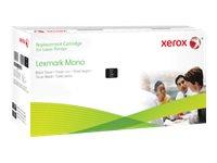 Xerox - noir - cartouche de toner (alternative for: Lexmark X203A11G, Lexmark X203A21G)