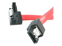 StarTech.com 24in Latching SATA to Right Angle SATA Serial ATA Cable