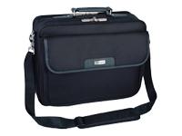 Targus 15.4 - 16 inch / 39.1 - 40.6cm Notepac Plus Case - sacoche pour ordinateur portable
