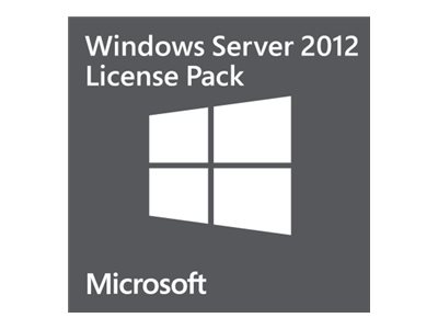 Microsoft Windows Server 2012 - lisens 701606-A21
