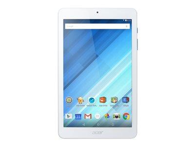 "Acer ICONIA ONE 8 B1-850-K1KK - Tablet - Android 5.1 (Lollipop) - 16 GB eMMC - 8"" IPS (1280 x 800) - microSD slot - white, blue"