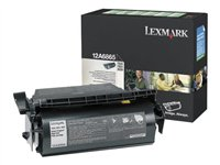LEXMARK, Toner/Black 30000sh Prebate f T620+T622