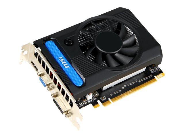 MSI N650TI-2GD5/OC