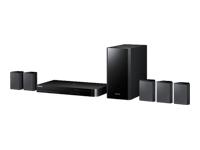 Samsung HT-J4500 Hjemmebiografsystem 5.1 kanaler 500 Watt (Total)