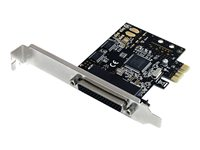 STARTECH.COM  2S1P PCI Express Serial Parallel Combo Card with Breakout CablePEX2S1P553B