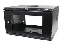 STARTECH - SERVER MANAGEMENT StarTech.com 6U 19in Wall Mount Server Rack Cabinet with Acrylic DoorRK619WALLGB