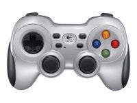 Logitech Wireless Gamepad F710 - Mando de videojuegos - inalámbrico