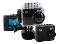 HP ac150 Action-kamera monterbar 1080p undervands