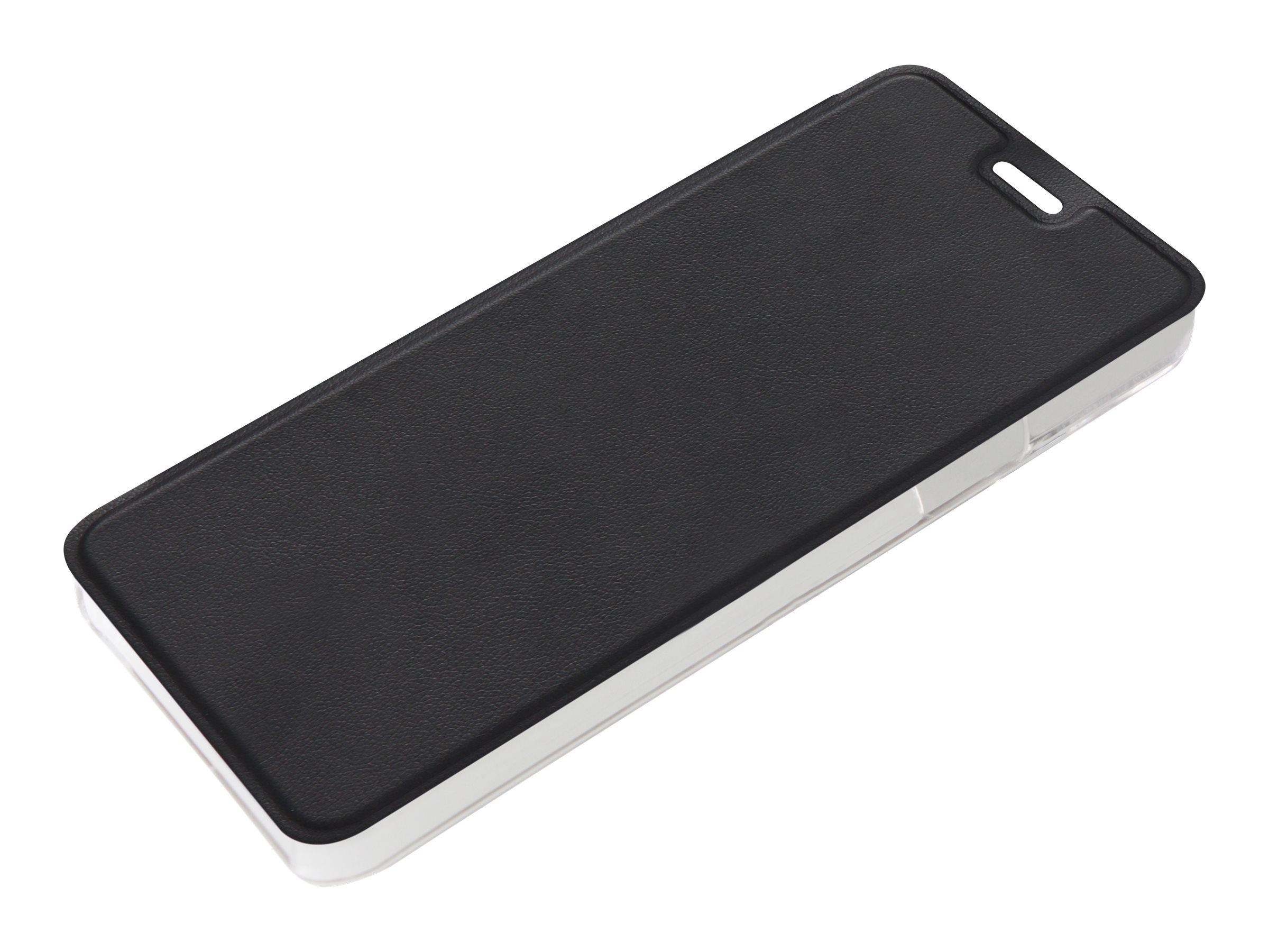 Muvit Folio - Protection à rabat pour Samsung Galaxy A5 - noir