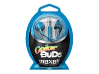 Maxell Color Buds CB-Blue