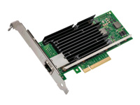 Intel Ethernet Converged Network Adapter X540-T1 Netværksadapter