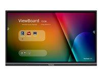 "ViewSonic ViewBoard IFP5550 Interactive Flat Panel - 55"" Clase diagonal indicador LED - interactivo"