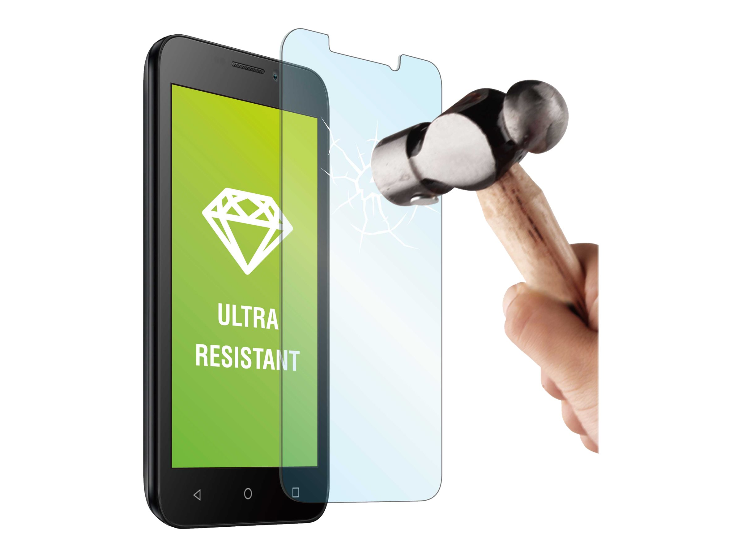 Muvit - 1 film de protection d'écran - verre trempé - pour Huawei Y560; Ascend Y5