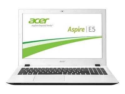 "Acer Aspire E5-573-389L i3-4005U 4GB 500GB 15.6"" Negro/Blanco"