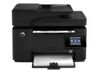 HP LaserJet Pro MFP M127fw - imprimante multifonctions ( Noir et blanc )