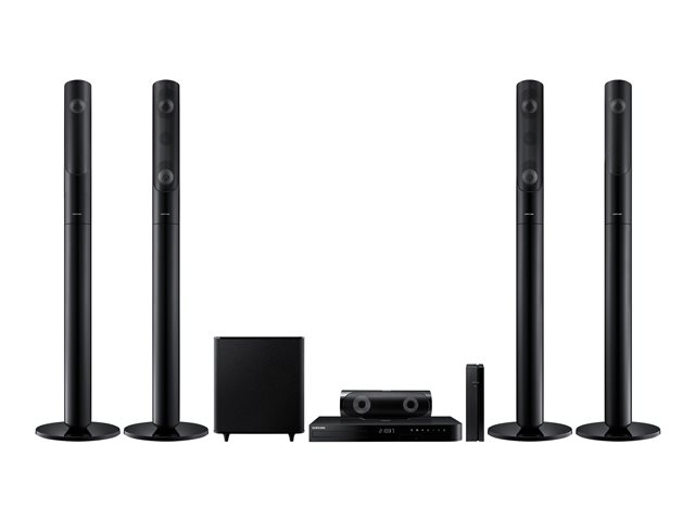 Samsung HT-J5550W - home theater system - 5.1 channel