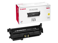 Toner/723 CLBP Cartridge YL