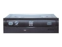 LiteOn iHAS324 Disk drev DVD±RW (±R DL) / DVD-RAM 24x24x12x Serial ATA