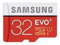 SAMSUNG, Micro SD Card EVO+32GB