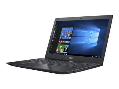 """Acer Aspire E 15 E5-553G-F55F - FX 9800P / 2.7 GHz - Win 10 Home 64-bit - 16 GB RAM - 128 GB SSD + 1 TB HDD - DVD SuperMulti - 15.6"""" TN 1920 x 1080 (Full HD) - Radeon R7 M440 - Wi-Fi - obsidian black - kbd: US International"""