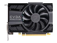 EVGA GeForce GTX 1050 SC Gaming - Graphics card - NVIDIA GeForce GTX 1050
