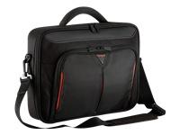 """Targus Classic+ 13 - 14.1"""" / 33 - 35.8cm Clamshell Case - sacoche pour ordinateur portable"""