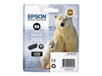 InkCart/26Ser Polar Bear Ph Blk RS, InkCart/26Ser Polar Bear Ph