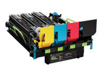 Lexmark - Yellow, cyan, magenta - printer imaging kit LCCP, LRP - for Lexmark C4150, CS720, CS725, CS727, CS728, CX725, CX727, XC4140, XC4150
