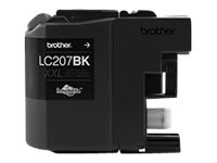 Brother LC207BK - Super High Yield - black