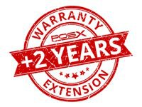 Overnight Exchange Warranty Service Upgrade - Extended service agreement - replacement - 2 years - carry-in - repair time: next business day - for POS-X ION-C16, C18; EVO HiSpeed EVO-PT3-1HU, PT3-1HUE, PT3-1HUP; ION Thermal ION-PT1-1US