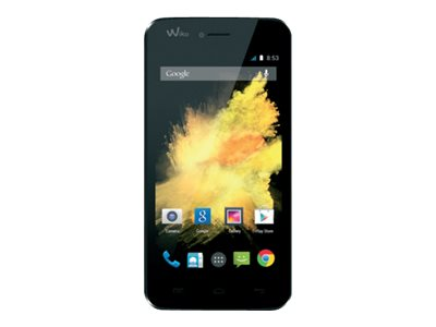 Wiko Birdy - noir - 4G LTE - 4 Go - GSM - smartphone Android
