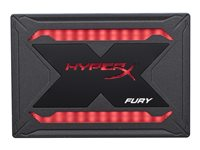 HyperX FURY RGB Bundle - Solid state drive - 240 GB