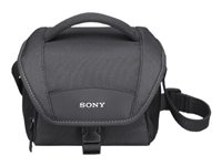 Sony LCS-U11 - case for digital photo camera / camcorder